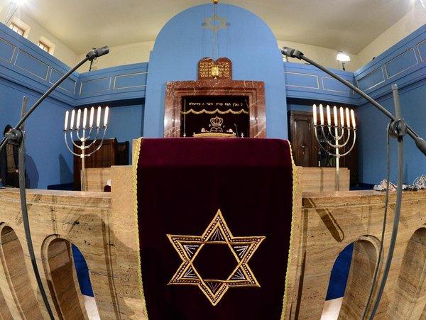 Neue Synagoge in Erfurt