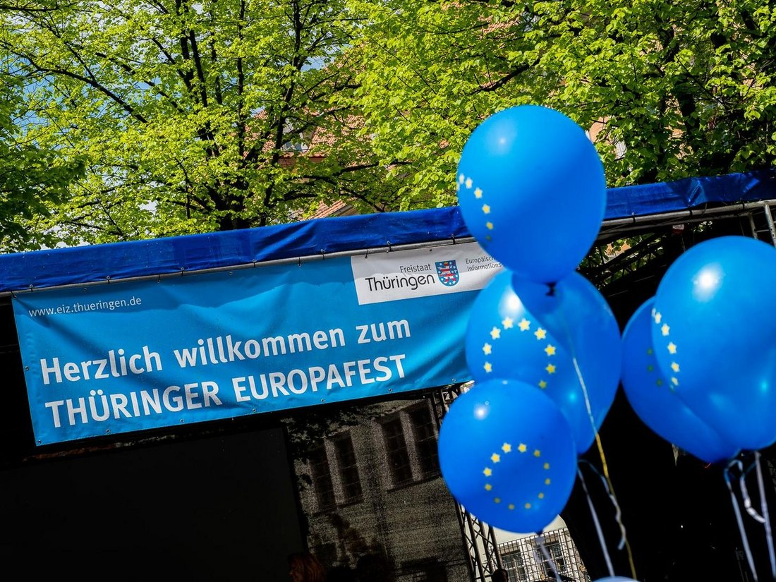 Fahne Europafest