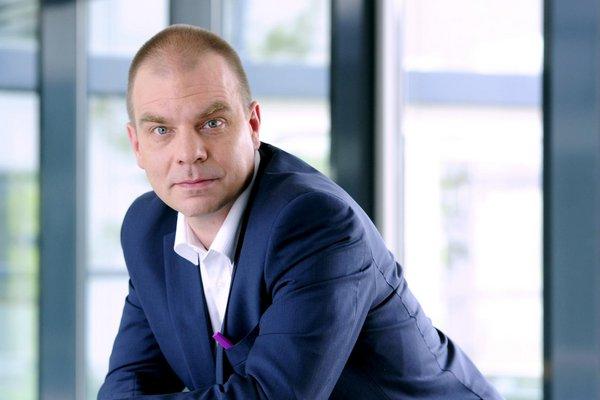 Ein Profilbild vom Staatssekretär für Medien und Bevollmächtigter des Freistaats Thüringen beim Bund, Malte Joas Krückels