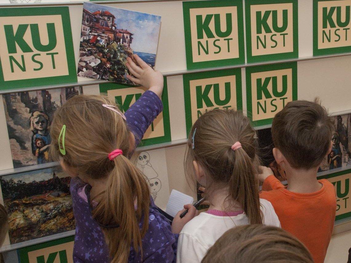Im Kulturhistorischen Museum Mühlhausen wird viel Wert auf Museumspädagogik gelegt.