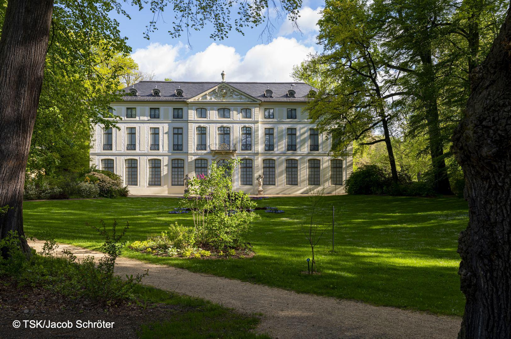 Sommerpalais und Fürstlicher Greizer Park