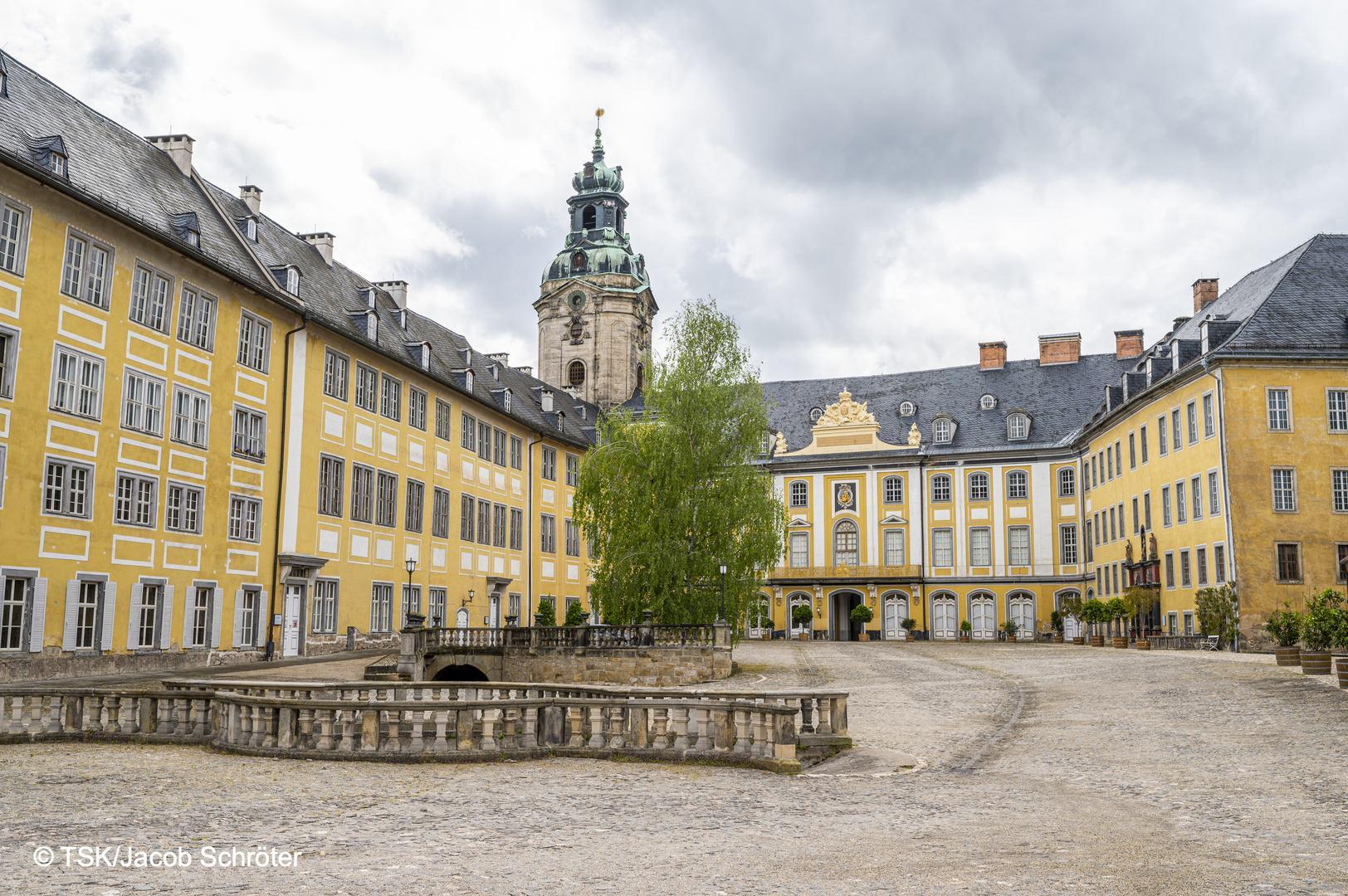 Schloss Heidecksburg Rudolstadt